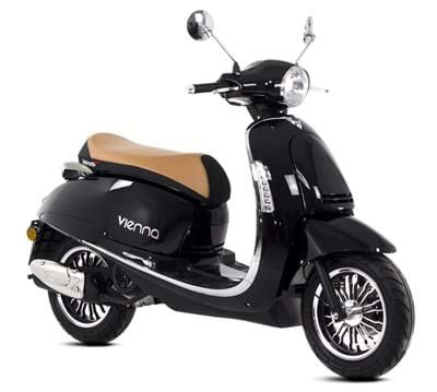 Lexmoto Scooter Vienna 125 (2014 On)